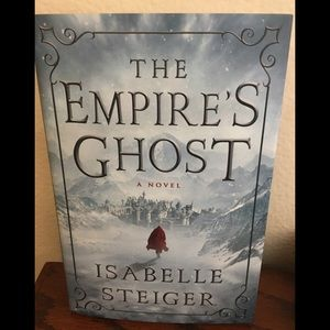 The Empires Ghost Hardback